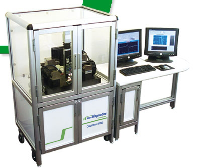 The CS1000 current density metrology system